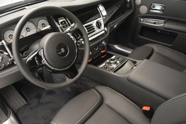 Used 2017 Rolls-Royce Ghost for sale Sold at Bugatti of Greenwich in Greenwich CT 06830 19