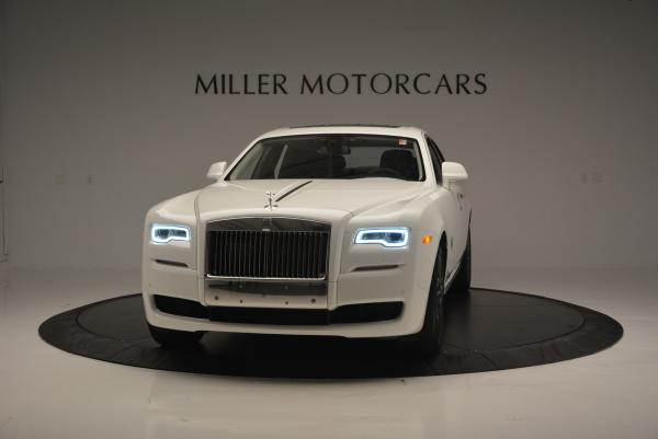 Used 2017 Rolls-Royce Ghost for sale Sold at Bugatti of Greenwich in Greenwich CT 06830 2