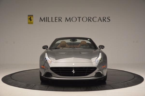Used 2015 Ferrari California T for sale Sold at Bugatti of Greenwich in Greenwich CT 06830 12