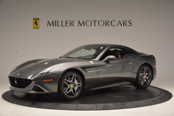 Used 2015 Ferrari California T for sale Sold at Bugatti of Greenwich in Greenwich CT 06830 14