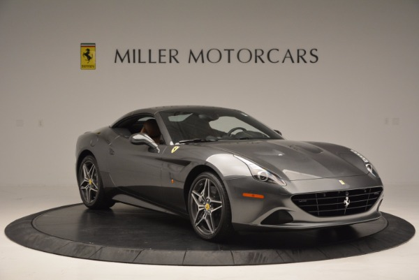 Used 2015 Ferrari California T for sale Sold at Bugatti of Greenwich in Greenwich CT 06830 23