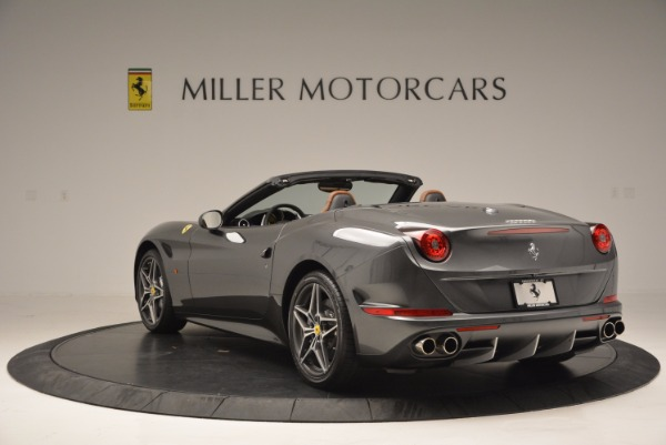 Used 2015 Ferrari California T for sale Sold at Bugatti of Greenwich in Greenwich CT 06830 5