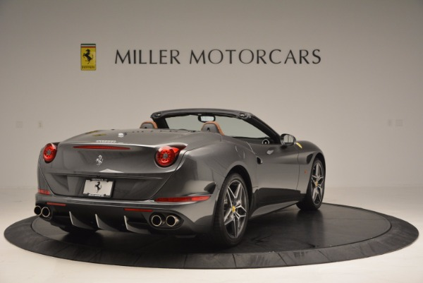Used 2015 Ferrari California T for sale Sold at Bugatti of Greenwich in Greenwich CT 06830 7