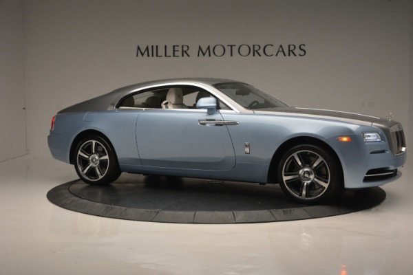 Used 2015 Rolls-Royce Wraith for sale Sold at Bugatti of Greenwich in Greenwich CT 06830 10