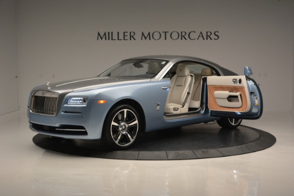 Used 2015 Rolls-Royce Wraith for sale Sold at Bugatti of Greenwich in Greenwich CT 06830 14