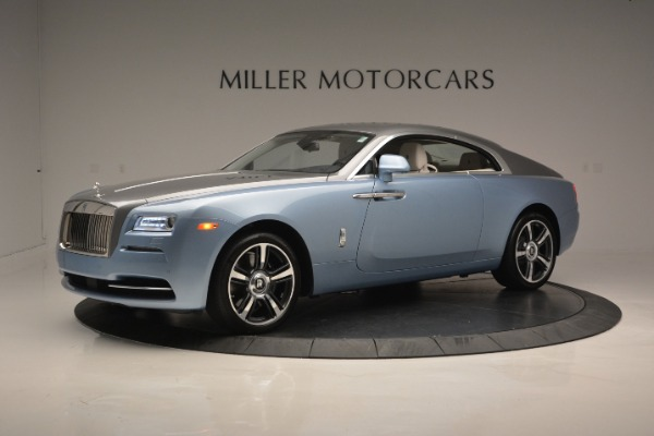 Used 2015 Rolls-Royce Wraith for sale Sold at Bugatti of Greenwich in Greenwich CT 06830 2