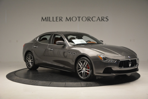 Used 2017 Maserati Ghibli S Q4  EX-LOANER for sale Sold at Bugatti of Greenwich in Greenwich CT 06830 11