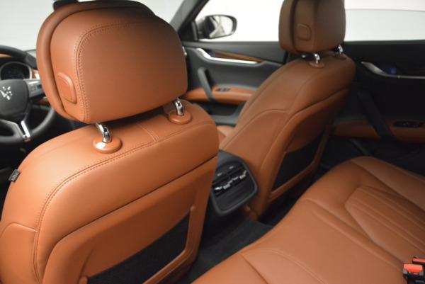 Used 2017 Maserati Ghibli S Q4  EX-LOANER for sale Sold at Bugatti of Greenwich in Greenwich CT 06830 16