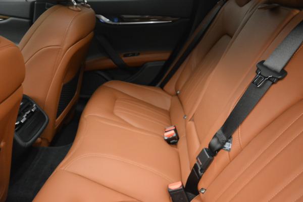 Used 2017 Maserati Ghibli S Q4  EX-LOANER for sale Sold at Bugatti of Greenwich in Greenwich CT 06830 17
