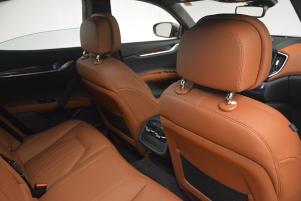 Used 2017 Maserati Ghibli S Q4  EX-LOANER for sale Sold at Bugatti of Greenwich in Greenwich CT 06830 22