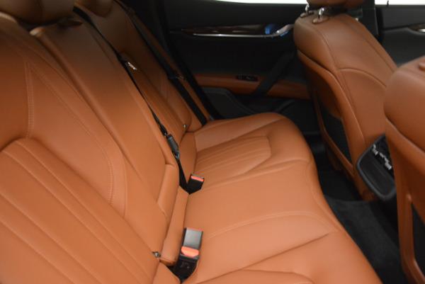 Used 2017 Maserati Ghibli S Q4  EX-LOANER for sale Sold at Bugatti of Greenwich in Greenwich CT 06830 23