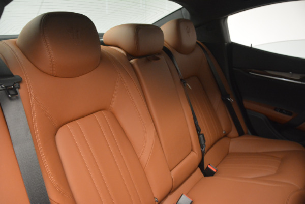 Used 2017 Maserati Ghibli S Q4  EX-LOANER for sale Sold at Bugatti of Greenwich in Greenwich CT 06830 24