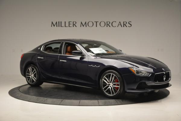 Used 2017 Maserati Ghibli S Q4 - EX Loaner for sale Sold at Bugatti of Greenwich in Greenwich CT 06830 10