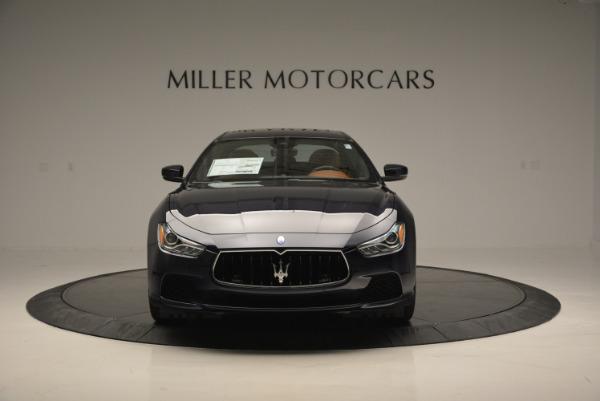 Used 2017 Maserati Ghibli S Q4 - EX Loaner for sale Sold at Bugatti of Greenwich in Greenwich CT 06830 12