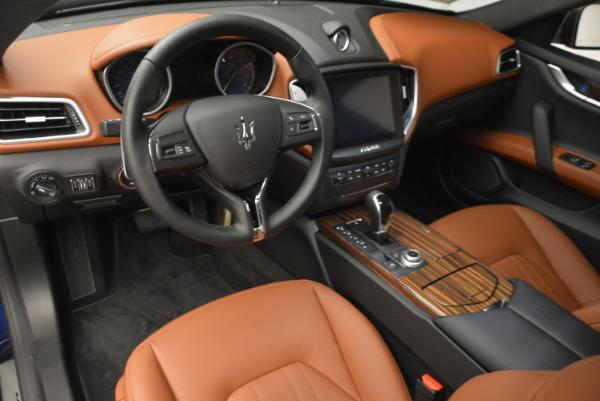 Used 2017 Maserati Ghibli S Q4 - EX Loaner for sale Sold at Bugatti of Greenwich in Greenwich CT 06830 13