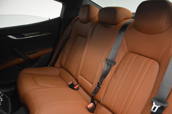 Used 2017 Maserati Ghibli S Q4 - EX Loaner for sale Sold at Bugatti of Greenwich in Greenwich CT 06830 18