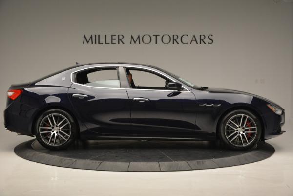 Used 2017 Maserati Ghibli S Q4 - EX Loaner for sale Sold at Bugatti of Greenwich in Greenwich CT 06830 9