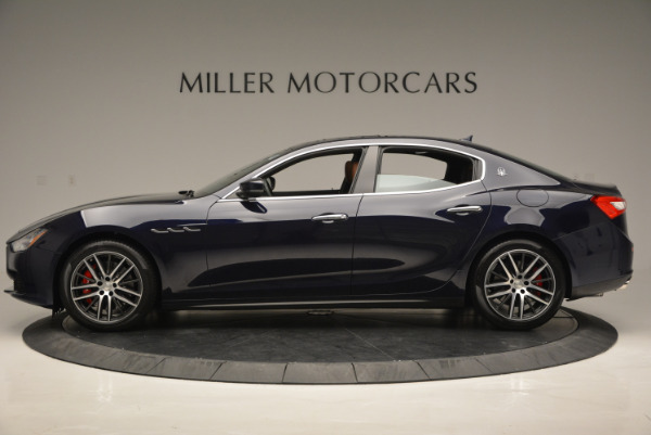 Used 2017 Maserati Ghibli S Q4 - EX Loaner for sale Sold at Bugatti of Greenwich in Greenwich CT 06830 3