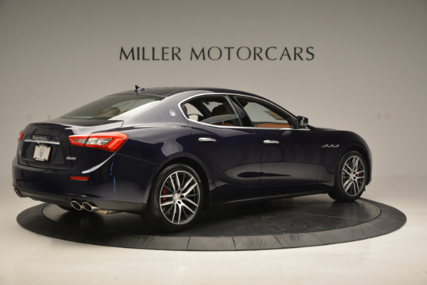 Used 2017 Maserati Ghibli S Q4 - EX Loaner for sale Sold at Bugatti of Greenwich in Greenwich CT 06830 8