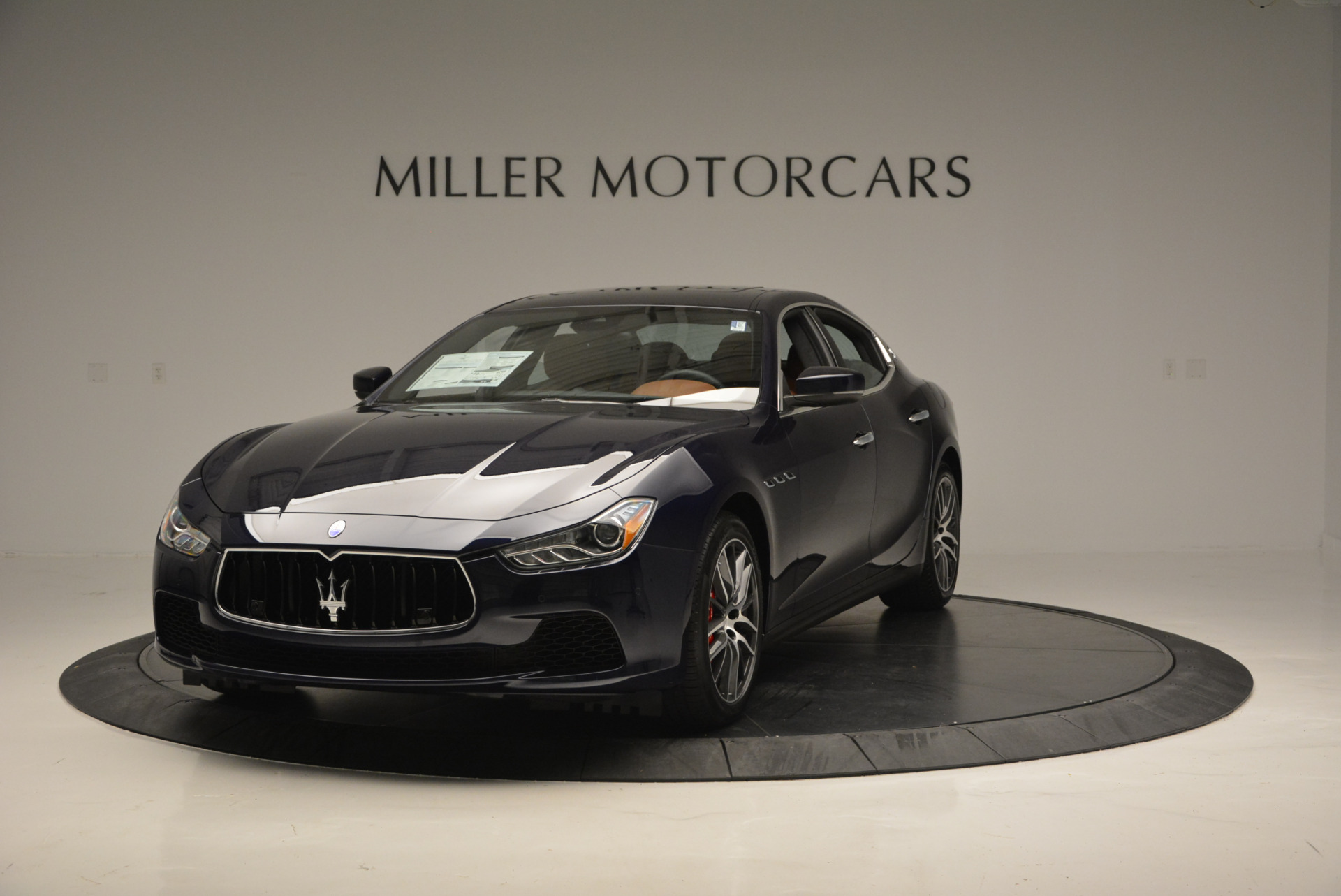 Used 2017 Maserati Ghibli S Q4 - EX Loaner for sale Sold at Bugatti of Greenwich in Greenwich CT 06830 1