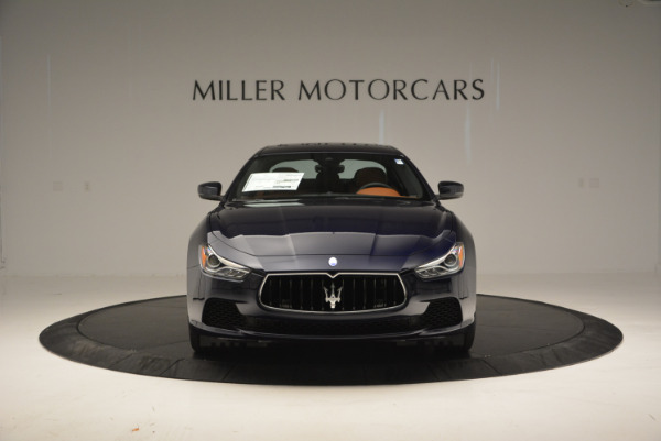 New 2017 Maserati Ghibli S Q4 for sale Sold at Bugatti of Greenwich in Greenwich CT 06830 12