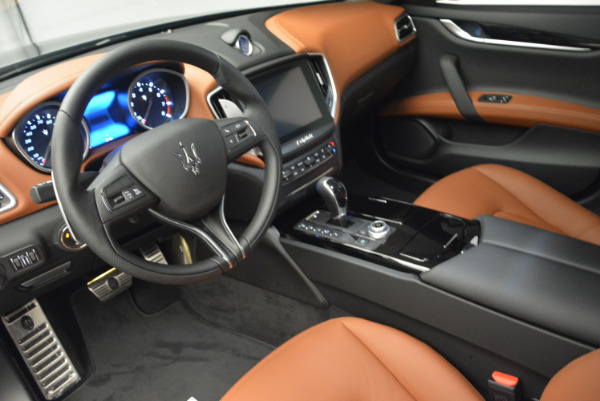 New 2017 Maserati Ghibli S Q4 for sale Sold at Bugatti of Greenwich in Greenwich CT 06830 13
