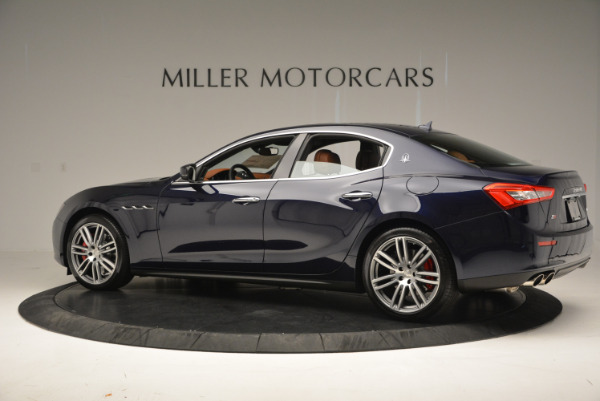New 2017 Maserati Ghibli S Q4 for sale Sold at Bugatti of Greenwich in Greenwich CT 06830 4