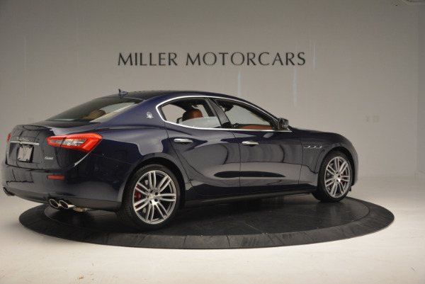 New 2017 Maserati Ghibli S Q4 for sale Sold at Bugatti of Greenwich in Greenwich CT 06830 8