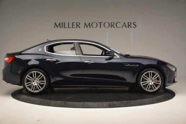 New 2017 Maserati Ghibli S Q4 for sale Sold at Bugatti of Greenwich in Greenwich CT 06830 9