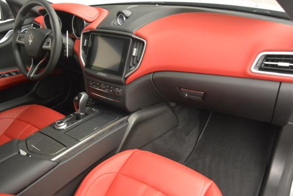 New 2017 Maserati Ghibli S Q4 for sale Sold at Bugatti of Greenwich in Greenwich CT 06830 19