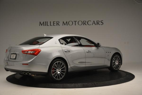 New 2017 Maserati Ghibli S Q4 for sale Sold at Bugatti of Greenwich in Greenwich CT 06830 8