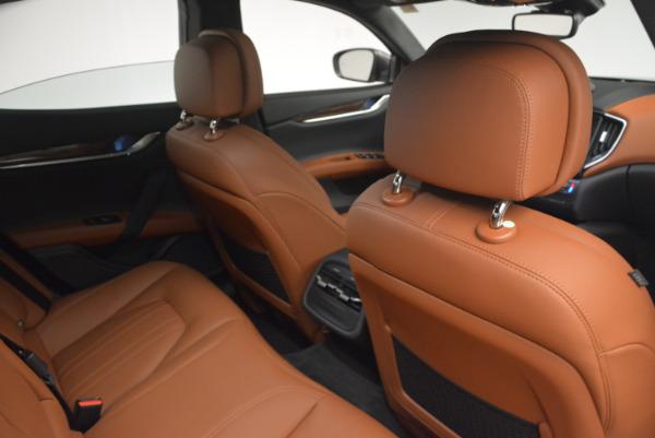 New 2017 Maserati Ghibli S Q4 for sale Sold at Bugatti of Greenwich in Greenwich CT 06830 22