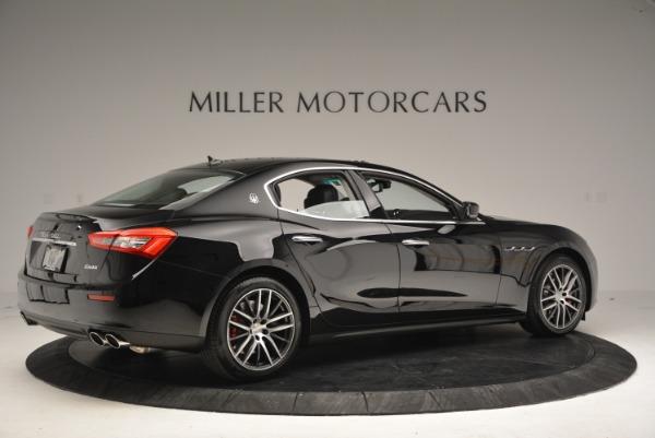 Used 2017 Maserati Ghibli S Q4 - EX Loaner for sale Sold at Bugatti of Greenwich in Greenwich CT 06830 14