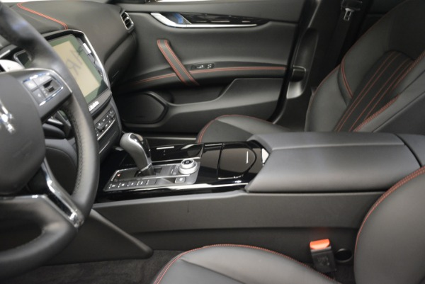 Used 2017 Maserati Ghibli S Q4 - EX Loaner for sale Sold at Bugatti of Greenwich in Greenwich CT 06830 15