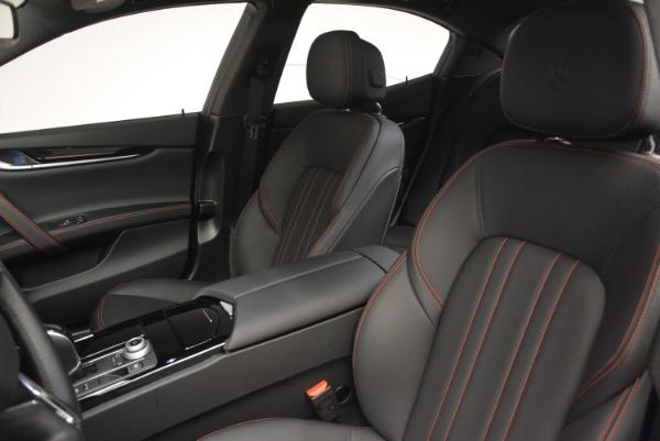 Used 2017 Maserati Ghibli S Q4 - EX Loaner for sale Sold at Bugatti of Greenwich in Greenwich CT 06830 16