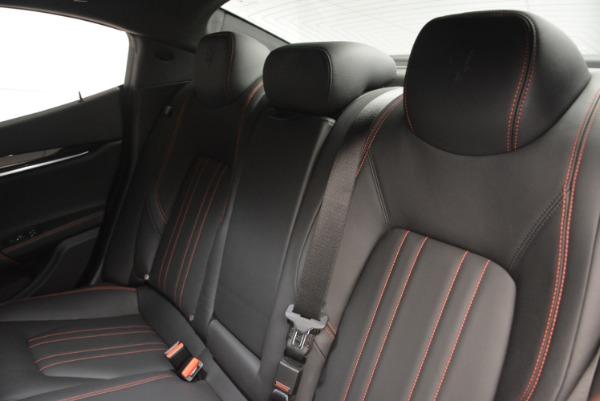 Used 2017 Maserati Ghibli S Q4 - EX Loaner for sale Sold at Bugatti of Greenwich in Greenwich CT 06830 19