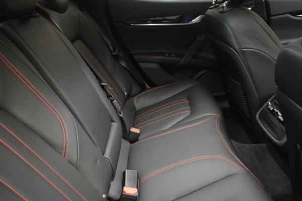 Used 2017 Maserati Ghibli S Q4 - EX Loaner for sale Sold at Bugatti of Greenwich in Greenwich CT 06830 24