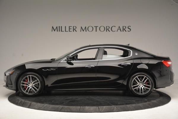 Used 2017 Maserati Ghibli S Q4 - EX Loaner for sale Sold at Bugatti of Greenwich in Greenwich CT 06830 7