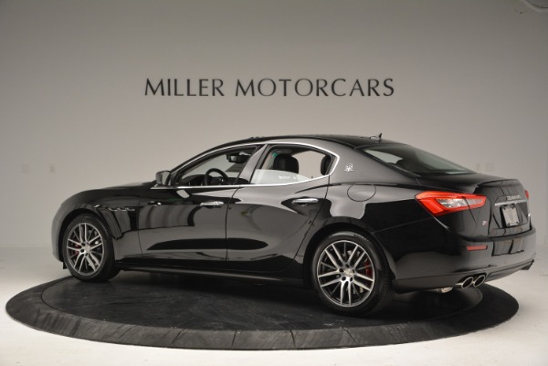 Used 2017 Maserati Ghibli S Q4 - EX Loaner for sale Sold at Bugatti of Greenwich in Greenwich CT 06830 8
