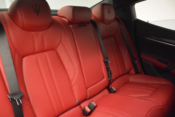 New 2017 Maserati Ghibli S Q4 for sale Sold at Bugatti of Greenwich in Greenwich CT 06830 26