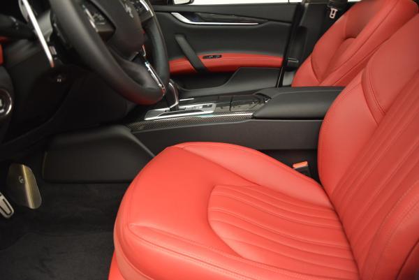 New 2016 Maserati Ghibli S Q4 for sale Sold at Bugatti of Greenwich in Greenwich CT 06830 14