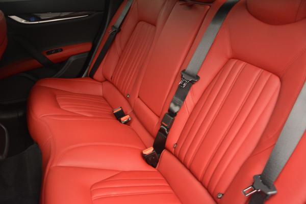 New 2016 Maserati Ghibli S Q4 for sale Sold at Bugatti of Greenwich in Greenwich CT 06830 19