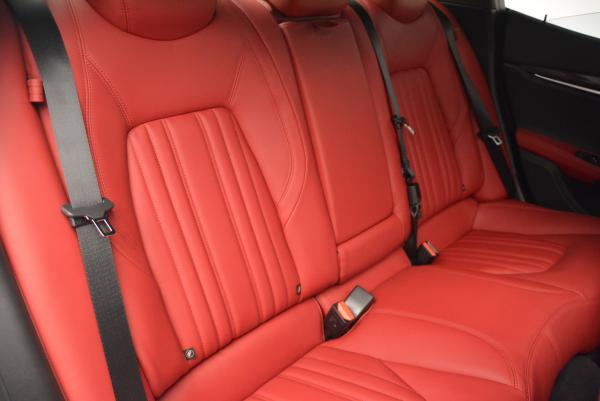 New 2016 Maserati Ghibli S Q4 for sale Sold at Bugatti of Greenwich in Greenwich CT 06830 24