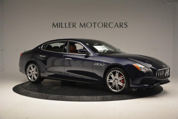 New 2017 Maserati Quattroporte S Q4 for sale Sold at Bugatti of Greenwich in Greenwich CT 06830 10
