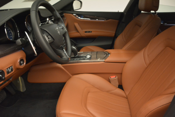 New 2017 Maserati Quattroporte S Q4 for sale Sold at Bugatti of Greenwich in Greenwich CT 06830 14