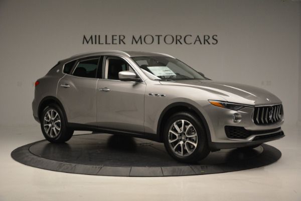 New 2017 Maserati Levante 350hp for sale Sold at Bugatti of Greenwich in Greenwich CT 06830 10