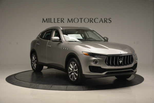 New 2017 Maserati Levante 350hp for sale Sold at Bugatti of Greenwich in Greenwich CT 06830 11