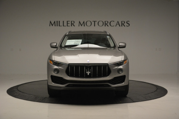 New 2017 Maserati Levante 350hp for sale Sold at Bugatti of Greenwich in Greenwich CT 06830 12