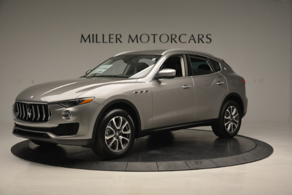 New 2017 Maserati Levante 350hp for sale Sold at Bugatti of Greenwich in Greenwich CT 06830 2