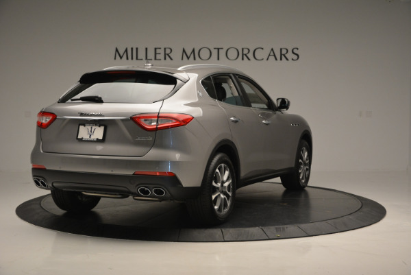 New 2017 Maserati Levante 350hp for sale Sold at Bugatti of Greenwich in Greenwich CT 06830 6